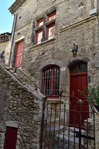 Viviers - old house