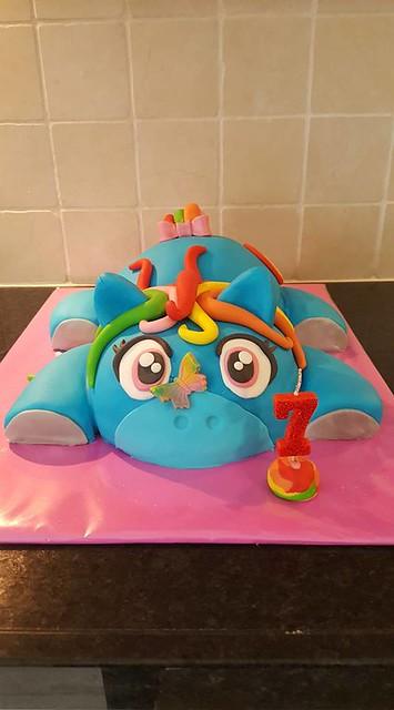 Cake by Danielle Van Mourik-van Luijn
