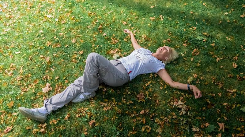 Yoga kręgosłupa - jesień