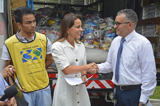 Campanha #ManausSolidária continua mobilizando a população