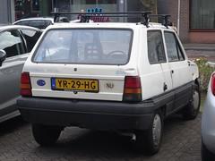 1990 Seat Marbella Special