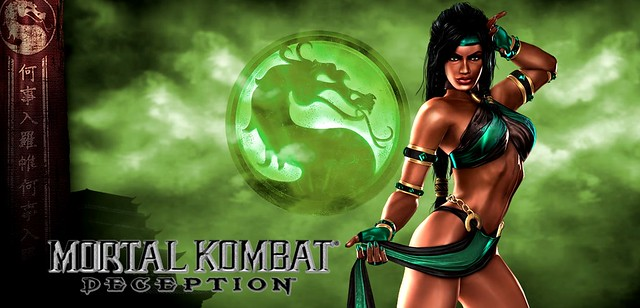 Mortal Kombat Deception - Jade