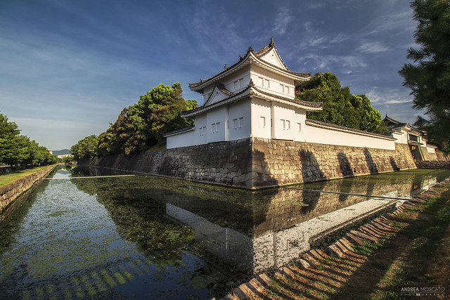 Nijō Castle Morning Light - Kyoto (Japan)