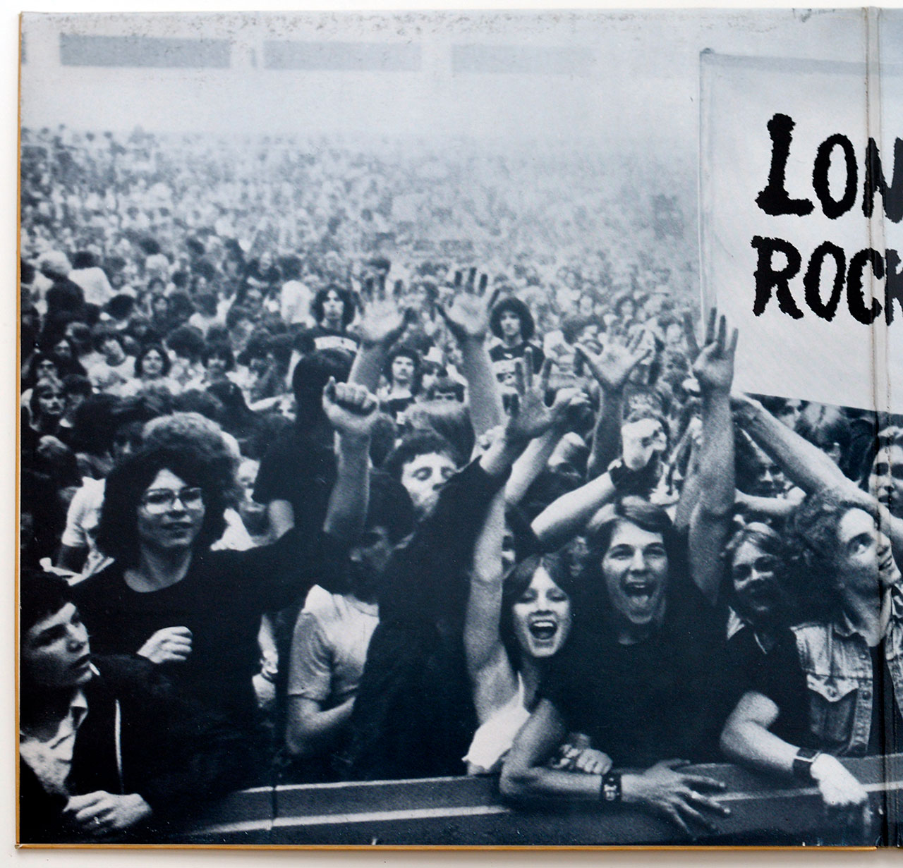 A0745 RAINBOW Long Live Rock 'n' Roll (OIS)