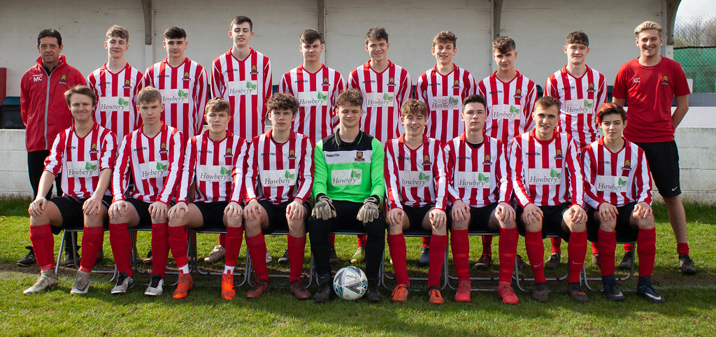 Wallingford Town U19 March 2019