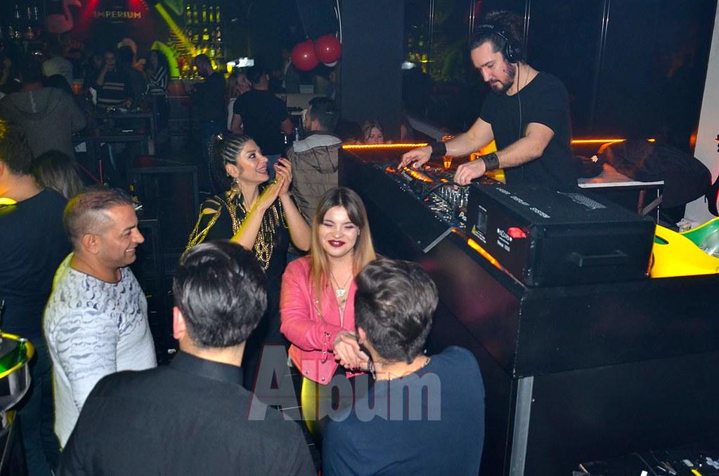 Club Imperium Doğukan Manço ile açıldı
