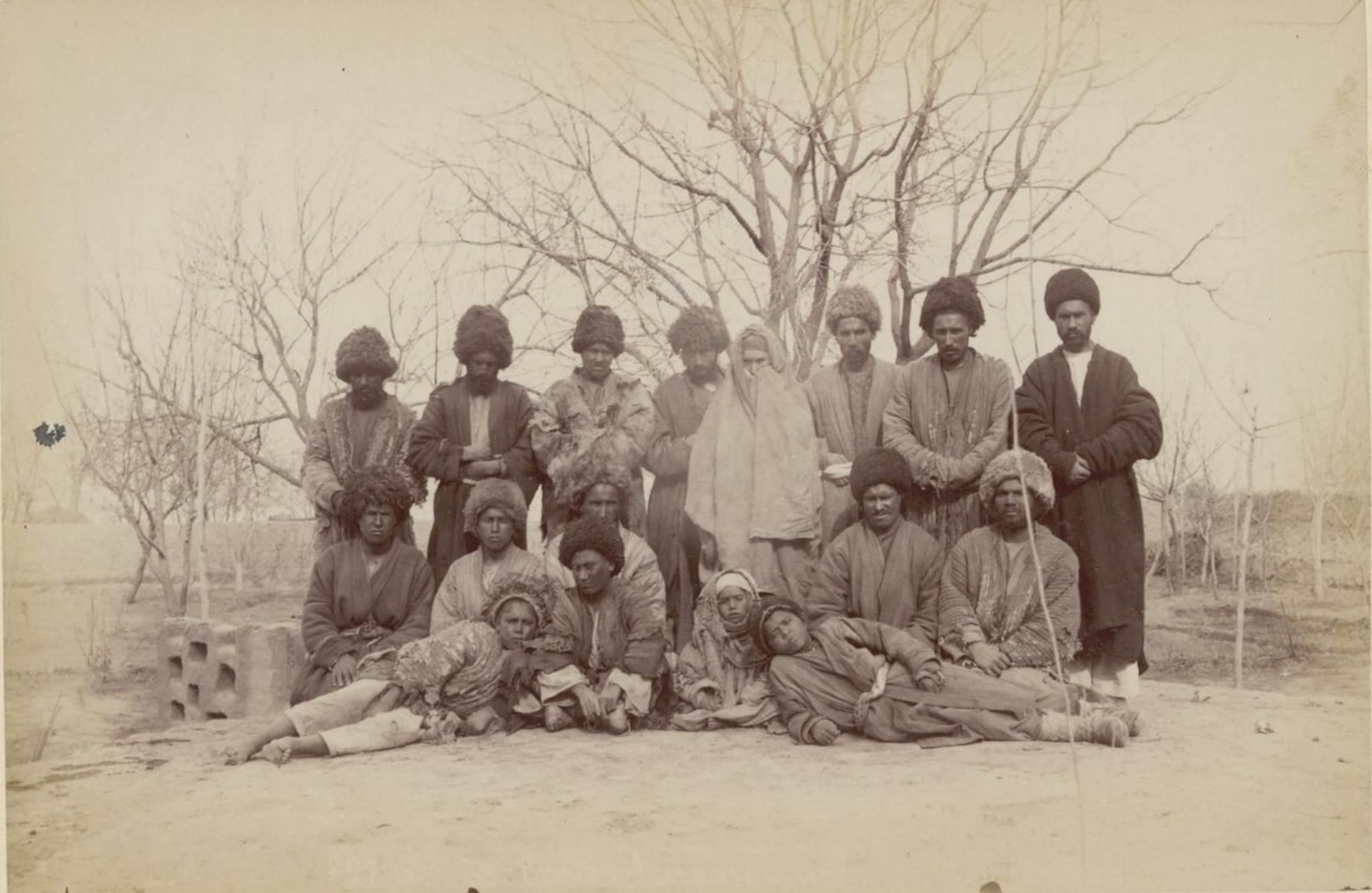 27. Туркменские рабы