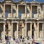Library - Ephesus - Turkey
