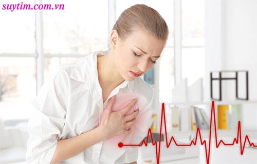 Nguyên nhân gây thiếu máu tim không do xơ vữa thường là do bệnh vi mạch vành làm tắc nghẽn dòng máu tới tim