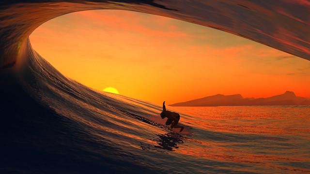 가상 서핑 - 스팀