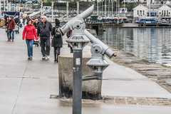 A VISIT TO THE EAST PIER IN DUN LAOGHAIRE [CHRISTMAS WEEK 2018]-146595