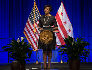 January 2, 2019 Mayor Muriel Bowser Swearing-In Ceremony