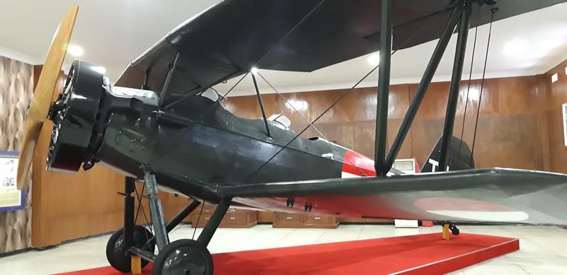 Museum TNI AU: Replika Pesawat