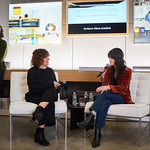 Tue, 22/01/2019 - 7:55pm - Conversation with DJ Carmel Holt at Sonos Studios in New York City, 1/22/19. Photo by Gus Philippas