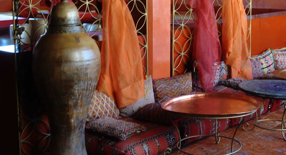 Restaurants Marrakech: Café Arabe | Mooistestedentrips.nl
