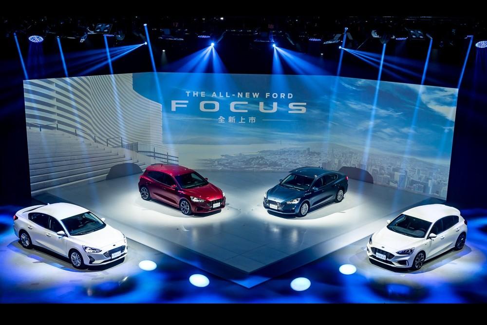 【圖五】革命性全面進化!The All-New Ford Focus正式上市 首次導入Ford Co-Pilot360™全方位智駕科技輔助系統+1