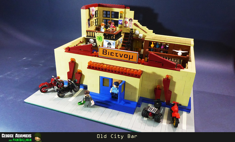 [Great Brick War] - Old City Bar 46259411225_671862f9de_c