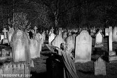 Graveyard -Streatham Cemetery