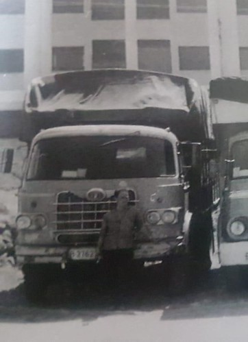 Nazar A 1962 Transports Francisco Parramon