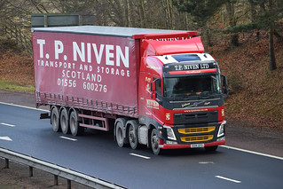 VOLVO - T P Niven Ltd   KU14 GFO