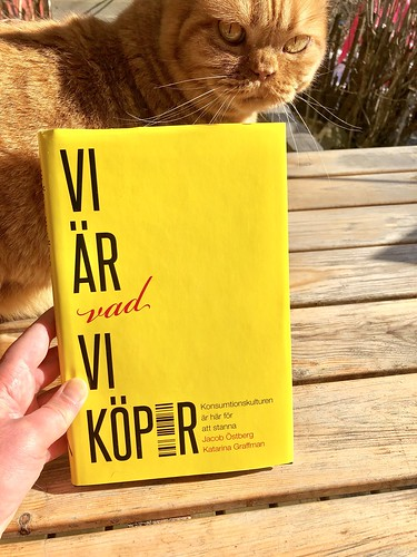 vi är vad vi köper - we are what we buy 💛, march 2019