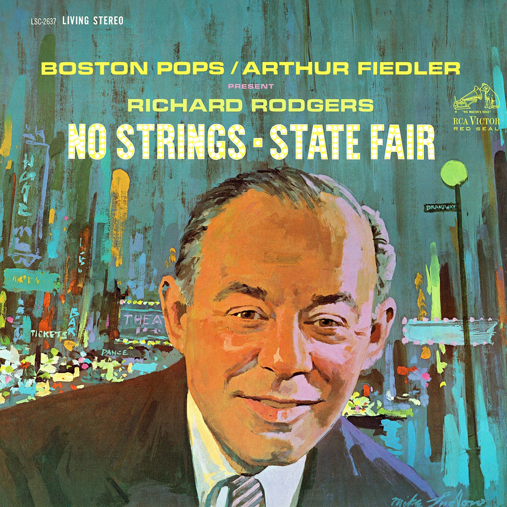 Arthur Fiedler - No Strings - State Fair