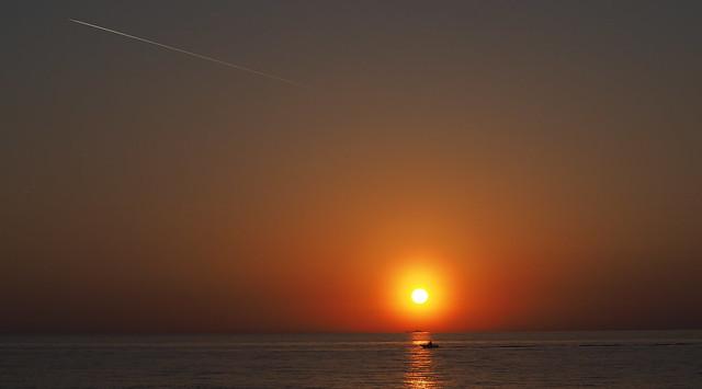 Val di Cornia - San Vincenzo - Sunset