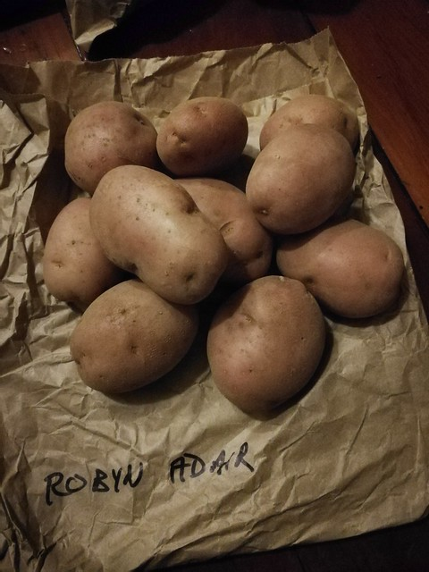 Robyn Adair potato