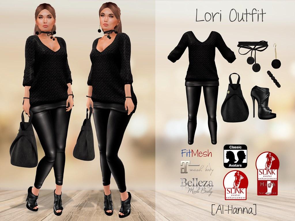 [Al-Hanna] Lori Outfit - TeleportHub.com Live!