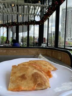 Lunch @ Birch, DC Mall
