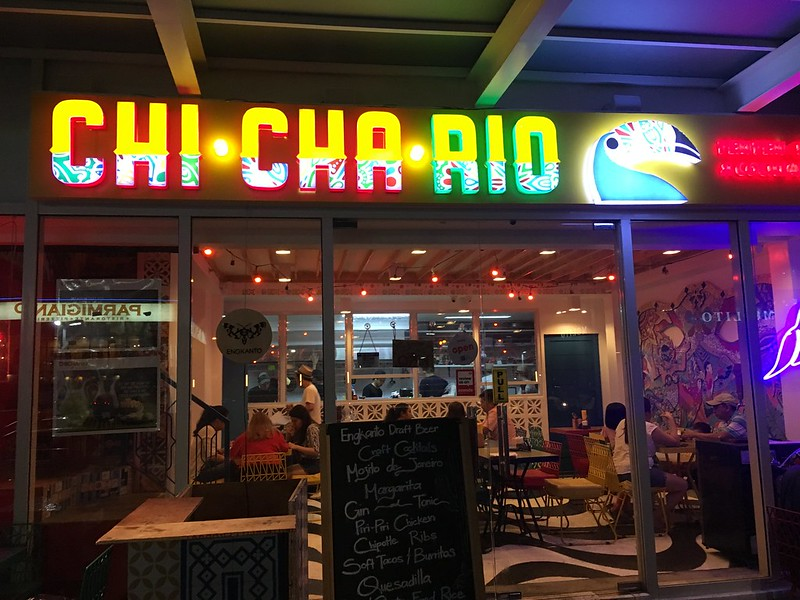 Chichario, Alabang