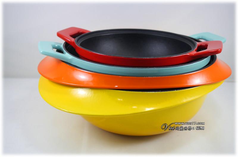 摩堤鑄鐵鍋018