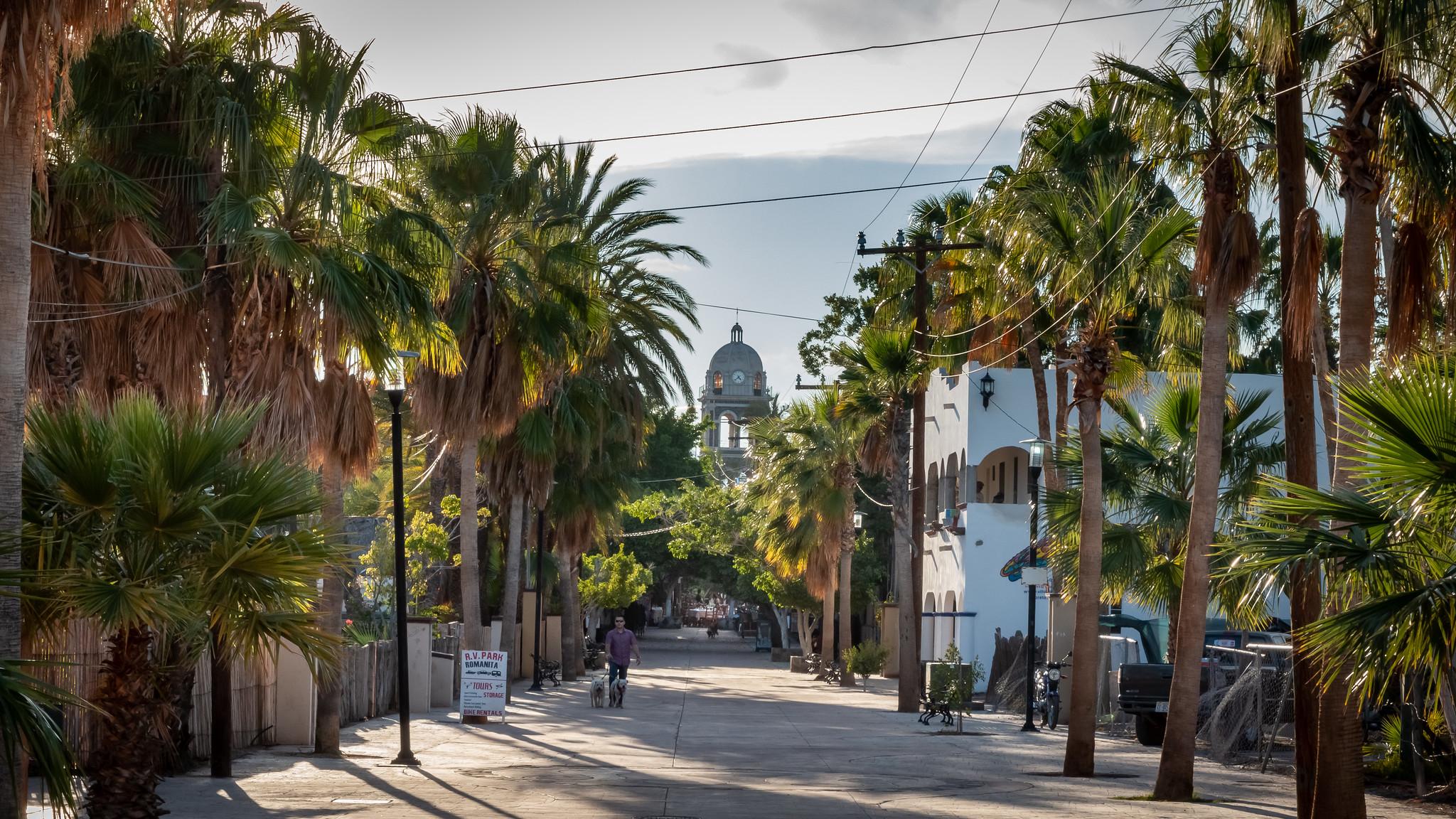 Loreto - Basse-Californie du Sud - [Mexique]