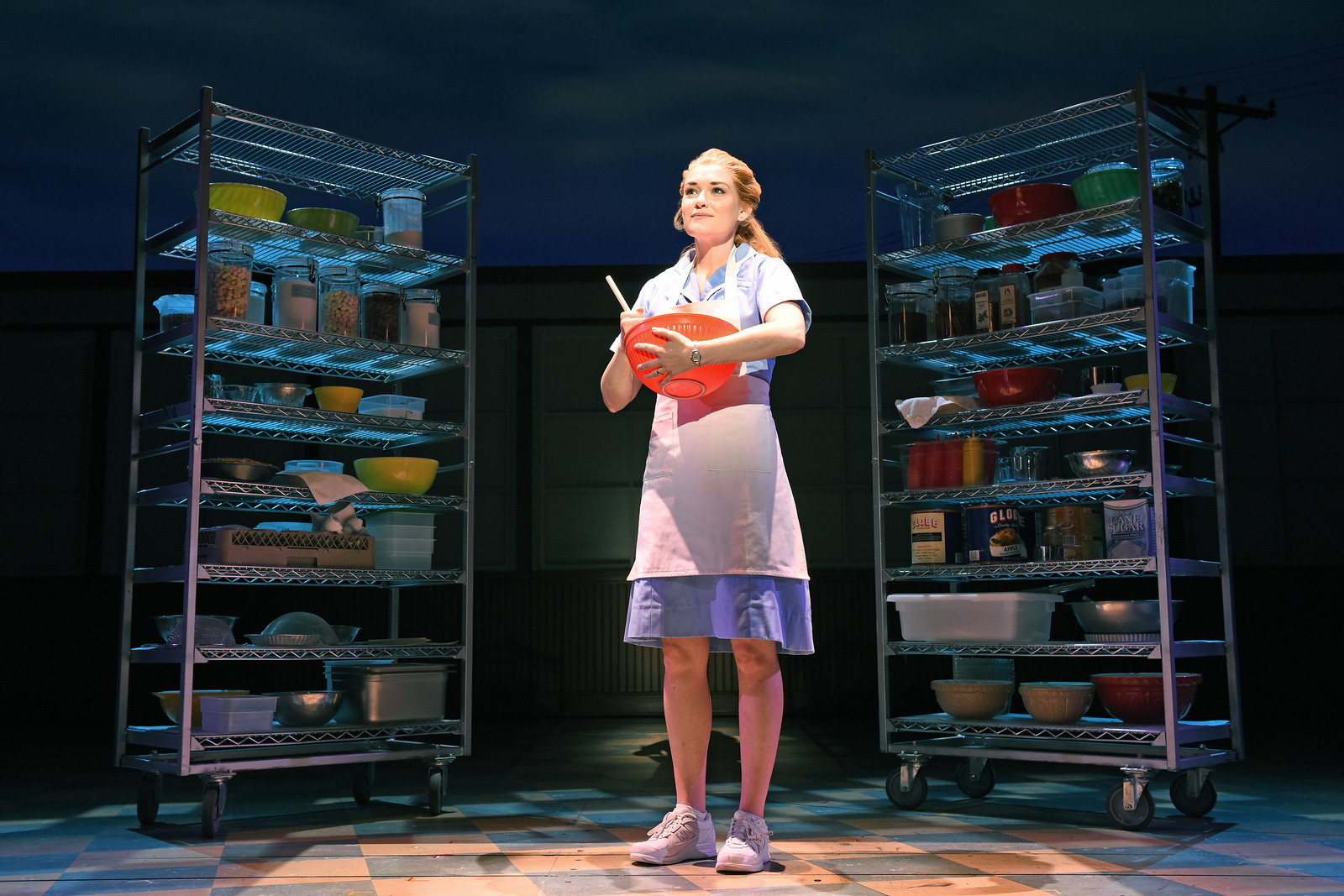 Broadway in Detroit: Sara Bareilles' 'Waitress' At The Fisher Theatre May 7-19, 2019