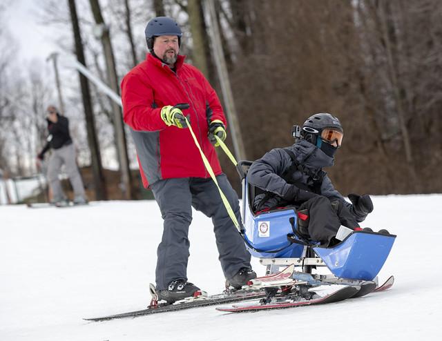 Adaptive Ski Day 2019