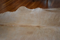 VIR soft cream hide detail 2