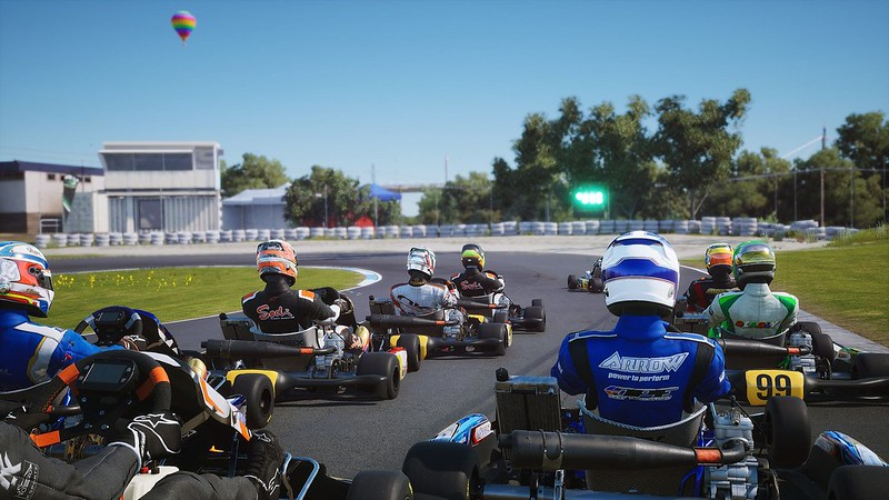 KartKraft Coming To Consoles