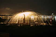 Pyro Event - Cardiff Shooters