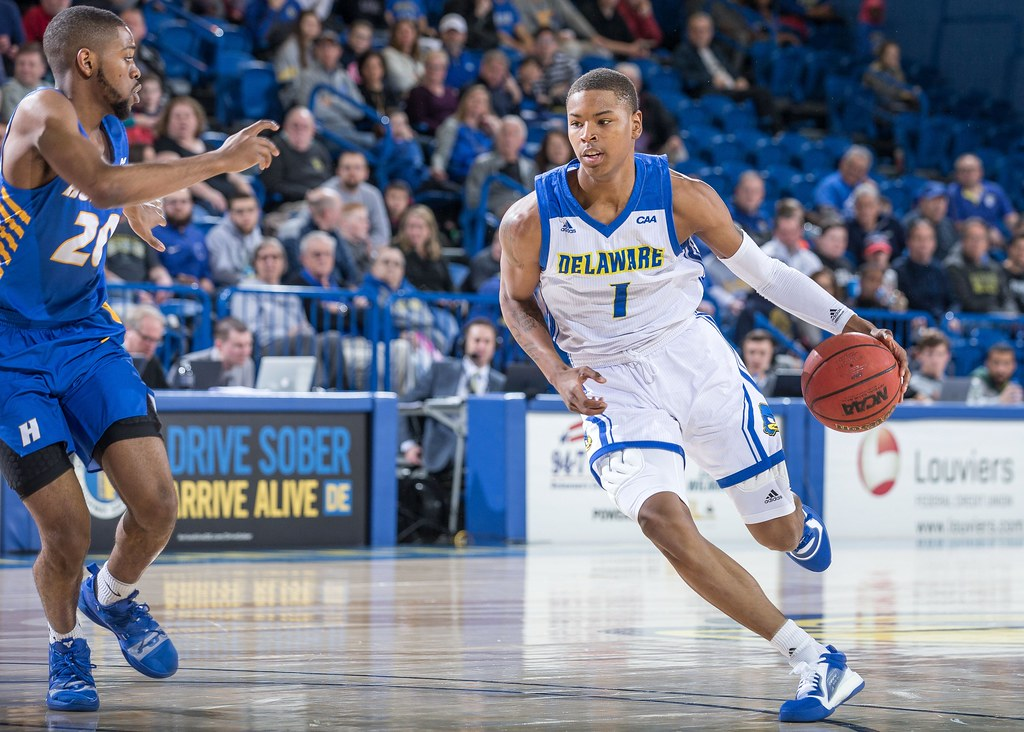Delaware men's basketball losing streak continues with loss to Hofstra in regular-season finale