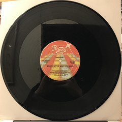 UNIQUE:WHAT I GOT IS WHAT YOU NEED(RECORD SIDE-B)