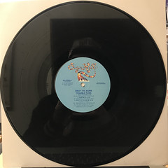 TROUBLE FUNK:DROP THE BOMB(RECORD SIDE-B)