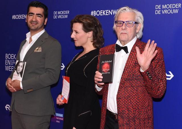 Murat Isik, Ester Naomi Perquin en Jan Siebelink