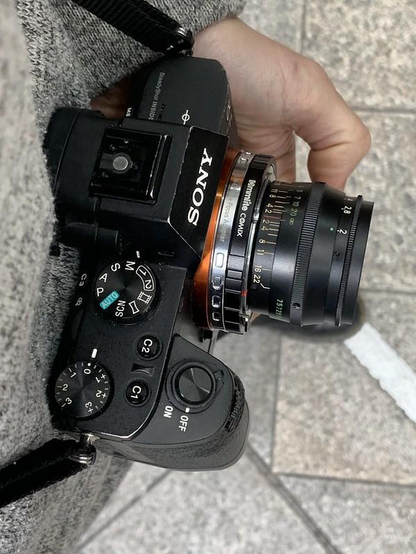 KMZ Jupiter-8 50mm F2
