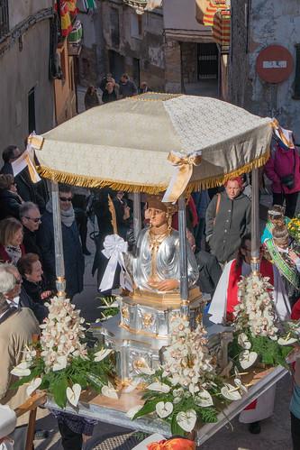 Escatrón, Fiestas de Sta. Águeda 2019