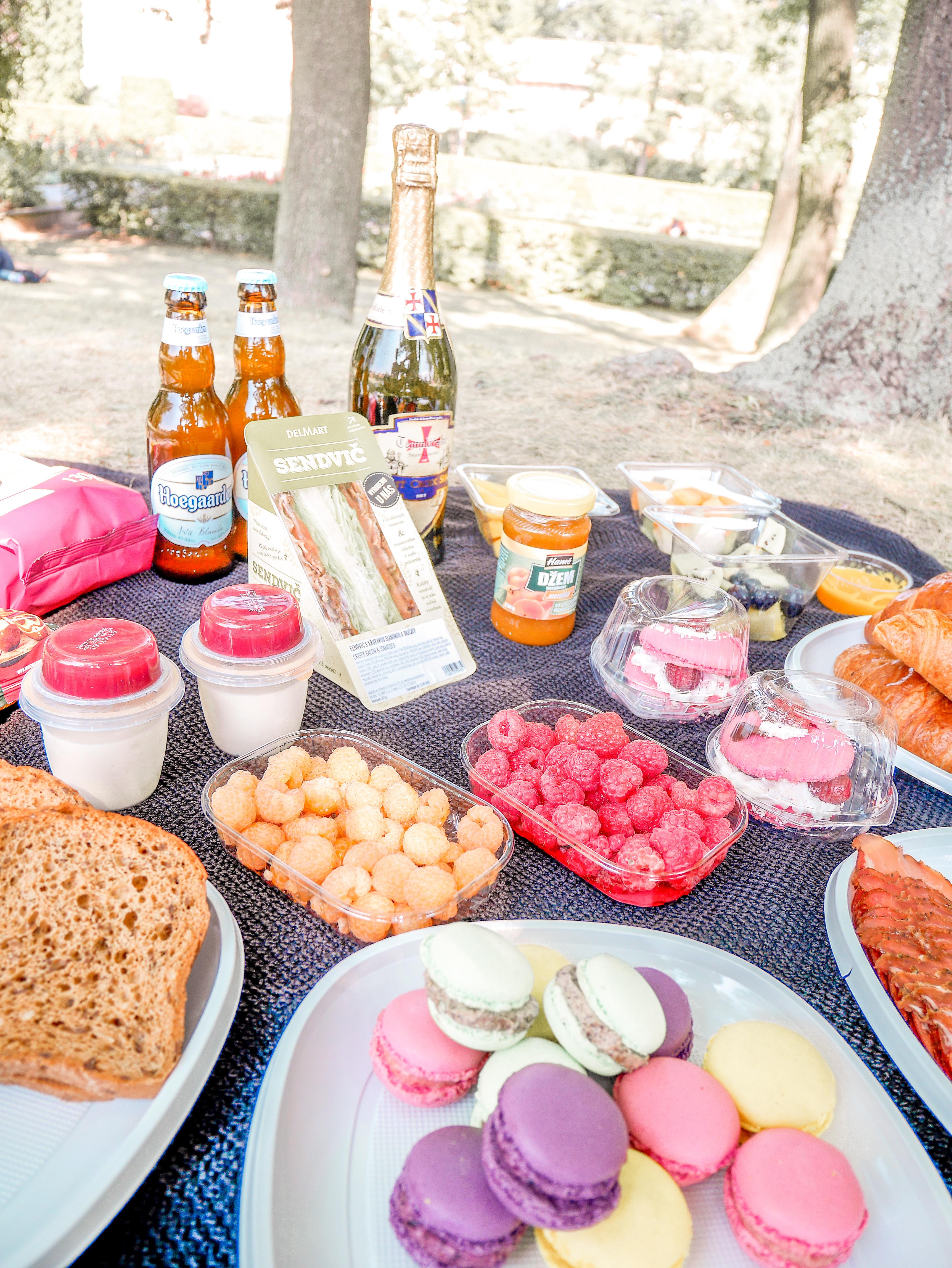 picnic Praha