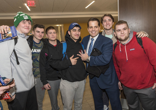 Anthony Scaramucci 2/18/19
