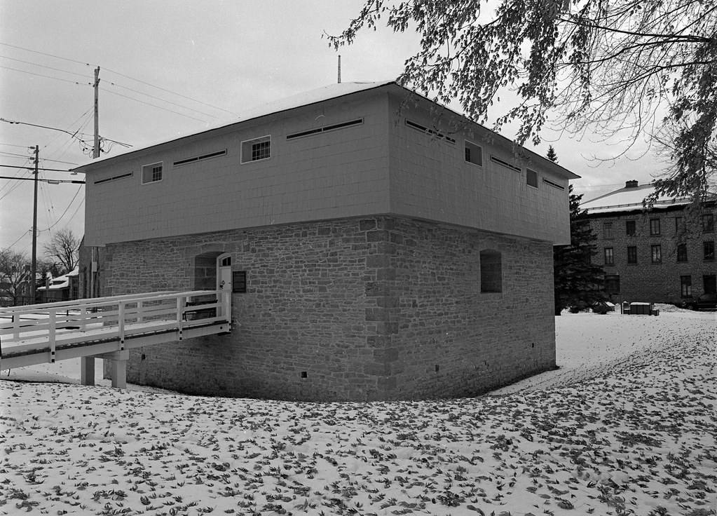 Project:1867 - The Rideau Canal - Merrickville Blockhouse
