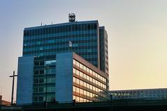 Skyline Bremen - Siemens Hochhaus