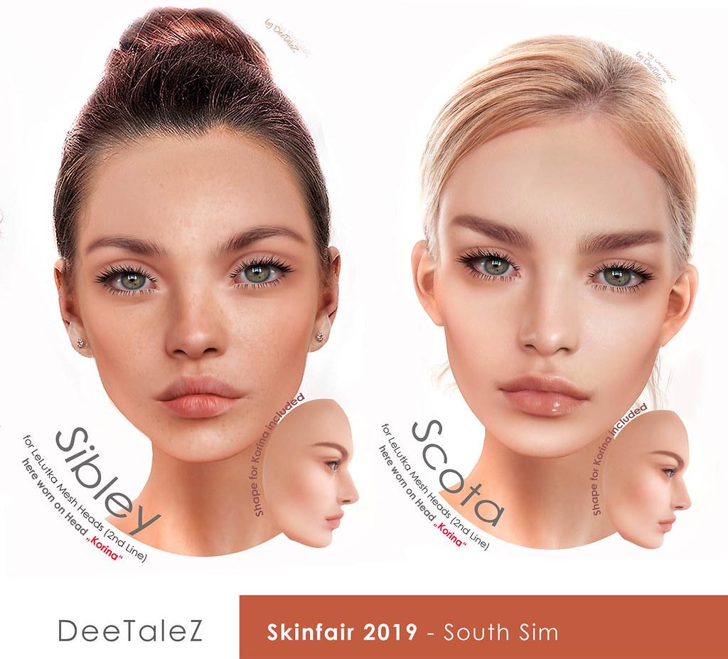 DeeTaleZ - Skinfair 2019 - 2 - TeleportHub.com Live!