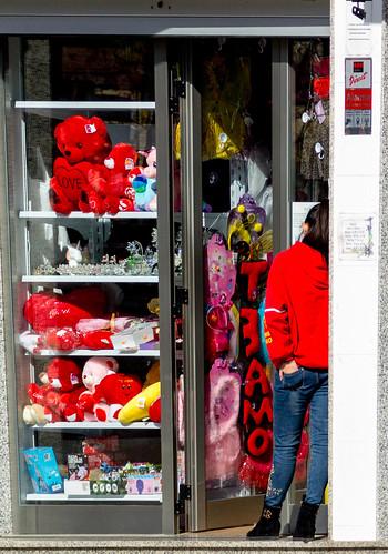 8/52 Rojo: Saldos de San Valentin